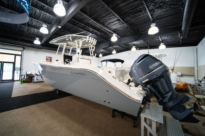 Thumbnail 2 for New 2019 Cobia 301 CC boat for sale in West Palm Beach, FL
