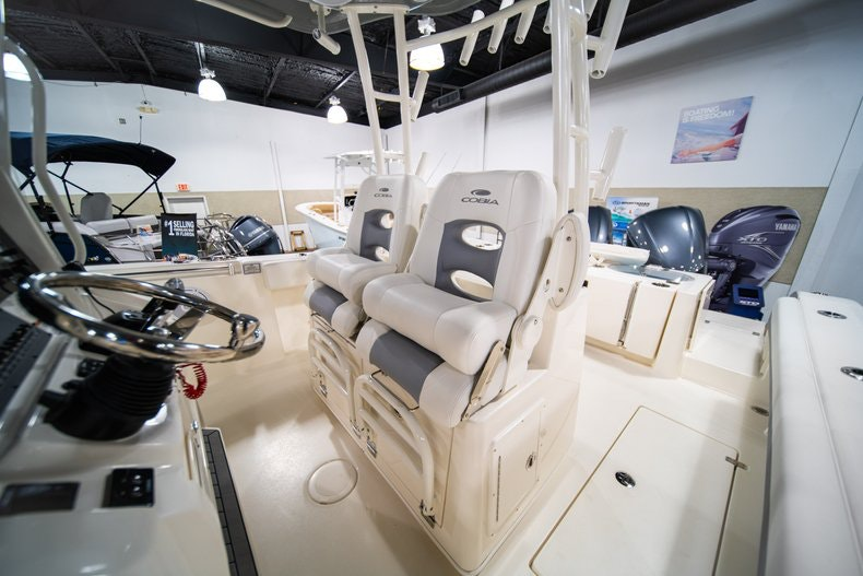 Thumbnail 24 for New 2019 Cobia 301 CC boat for sale in West Palm Beach, FL
