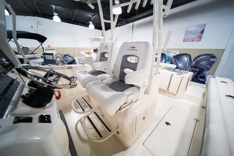 Thumbnail 25 for New 2019 Cobia 301 CC boat for sale in West Palm Beach, FL