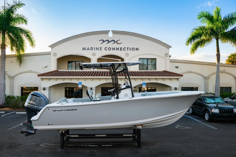 New 2020 Sportsman Open 232 Center Console boat for sale in West Palm Beach, FL