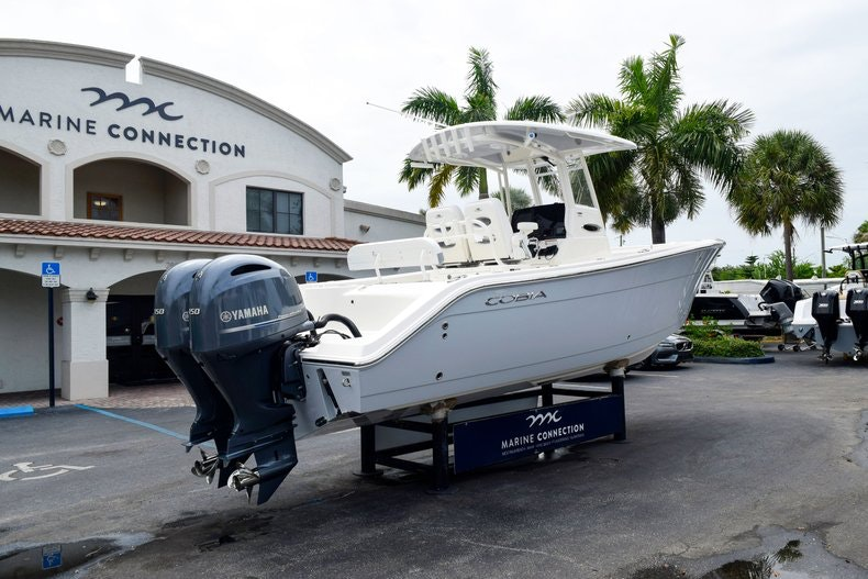 Thumbnail 7 for New 2019 Cobia 262 Center Console boat for sale in Fort Lauderdale, FL