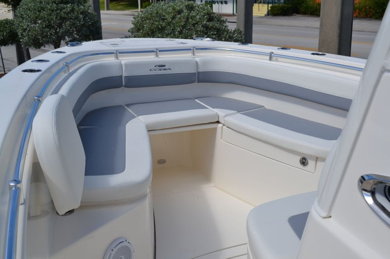 Thumbnail 12 for New 2020 Cobia 280 Center Console boat for sale in Vero Beach, FL