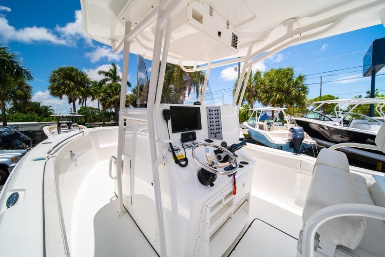 Thumbnail 25 for Used 2017 Bimini 269 Center Console boat for sale in West Palm Beach, FL