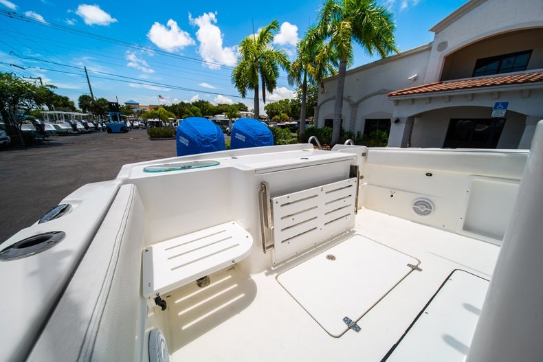 Thumbnail 11 for Used 2017 Bimini 269 Center Console boat for sale in West Palm Beach, FL
