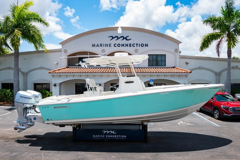 Used 2017 Bimini 269 Center Console boat for sale in West Palm Beach, FL