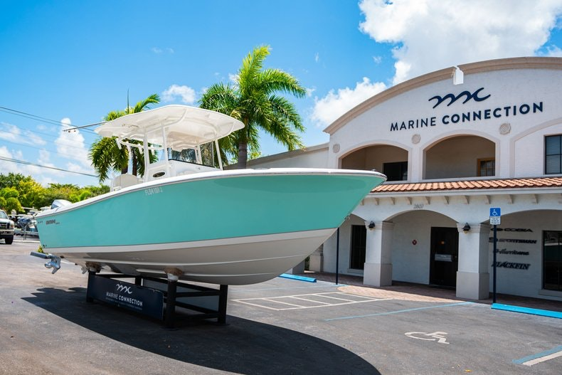 Thumbnail 1 for Used 2017 Bimini 269 Center Console boat for sale in West Palm Beach, FL