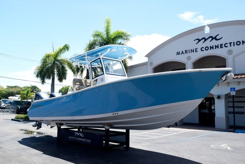 Thumbnail 3 for New 2020 Sportsman Open 282 Center Console boat for sale in Miami, FL