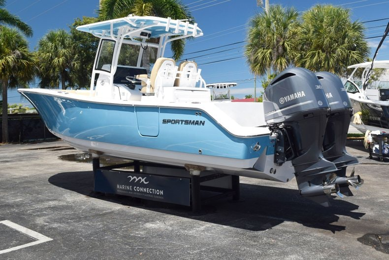 Thumbnail 7 for New 2020 Sportsman Open 282 Center Console boat for sale in Miami, FL