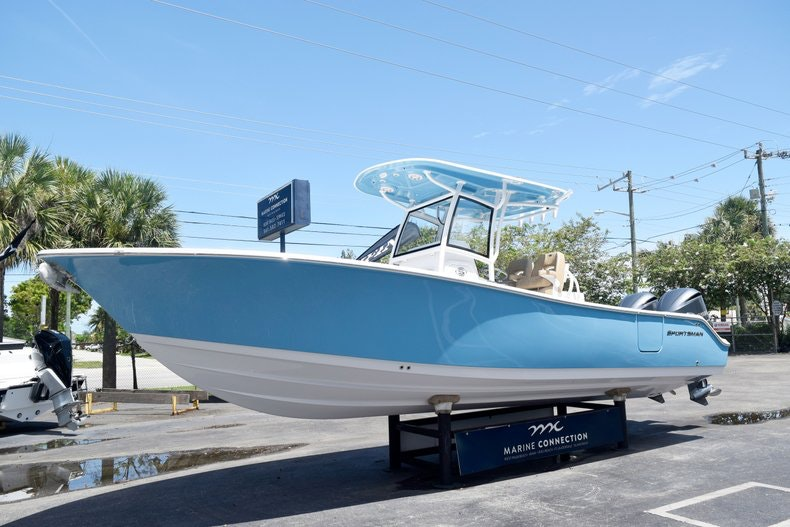 Thumbnail 1 for New 2020 Sportsman Open 282 Center Console boat for sale in Miami, FL
