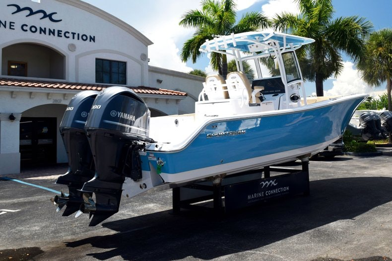Thumbnail 5 for New 2020 Sportsman Open 282 Center Console boat for sale in Miami, FL
