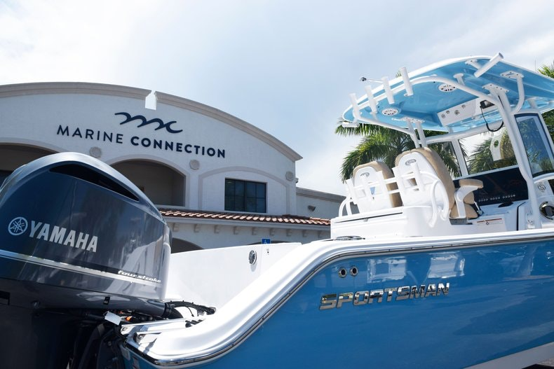 Thumbnail 92 for New 2020 Sportsman Open 282 Center Console boat for sale in Miami, FL