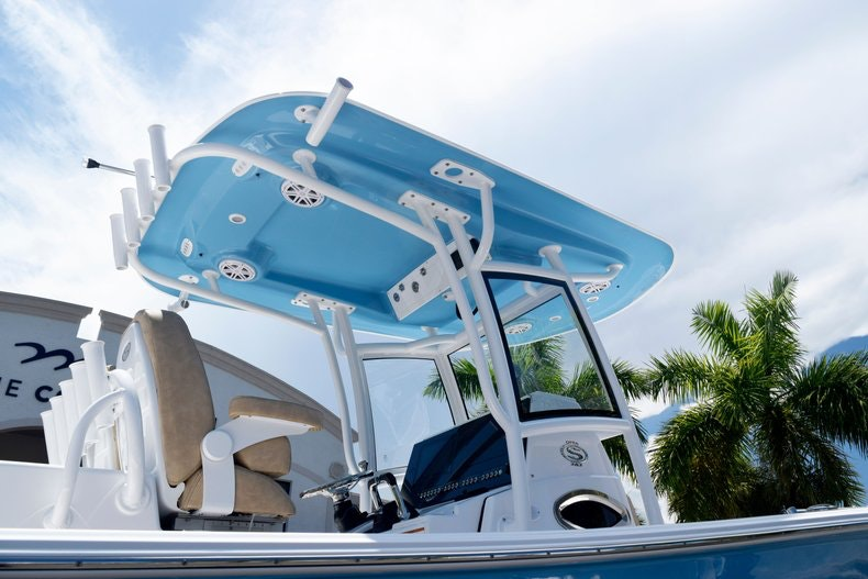 Thumbnail 91 for New 2020 Sportsman Open 282 Center Console boat for sale in Miami, FL