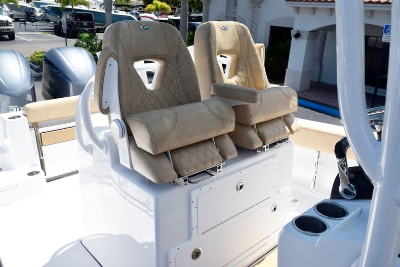 Thumbnail 35 for New 2020 Sportsman Open 282 Center Console boat for sale in Miami, FL