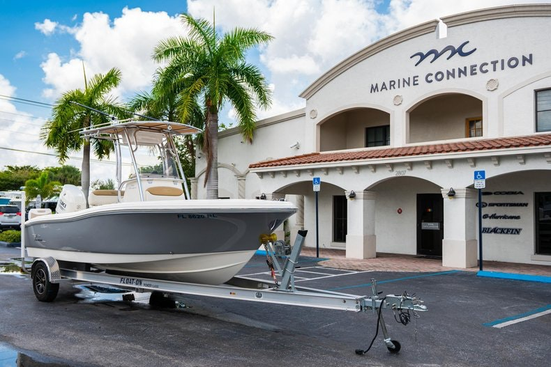 Thumbnail 1 for Used 2017 Pioneer 202 boat for sale in West Palm Beach, FL