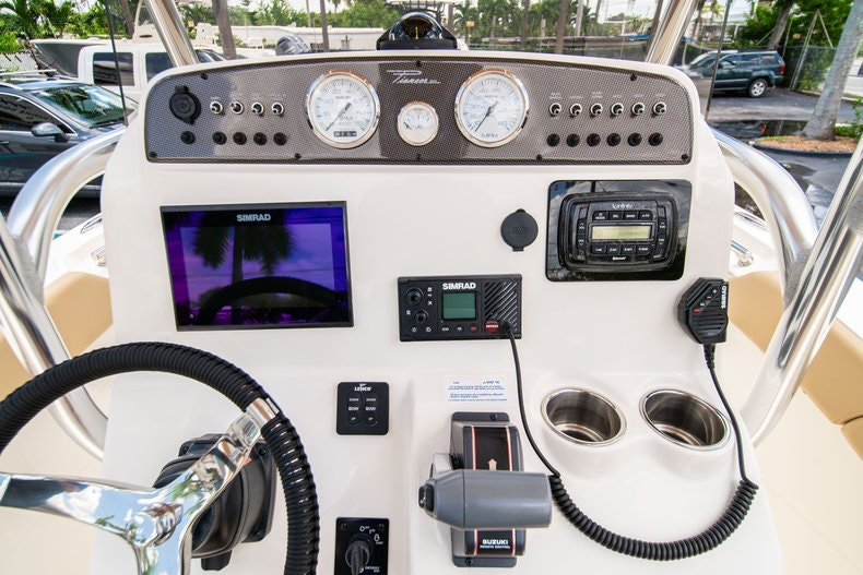 Thumbnail 25 for Used 2017 Pioneer 202 boat for sale in West Palm Beach, FL