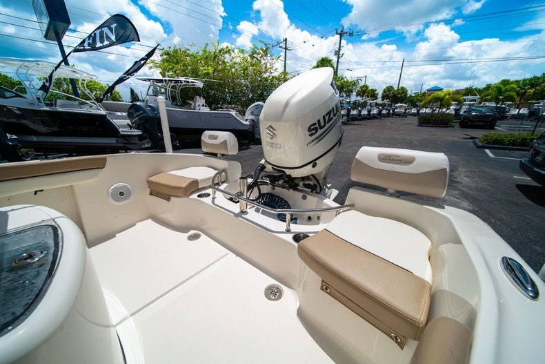 Thumbnail 9 for Used 2017 Pioneer 202 boat for sale in West Palm Beach, FL