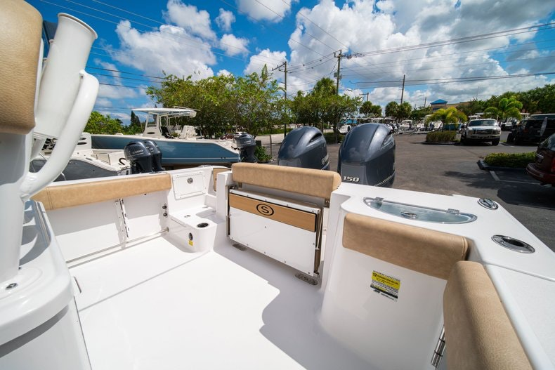 Thumbnail 9 for New 2020 Sportsman Open 252 Center Console boat for sale in Vero Beach, FL