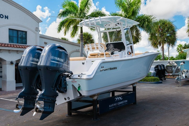 Thumbnail 7 for New 2020 Sportsman Open 252 Center Console boat for sale in Vero Beach, FL