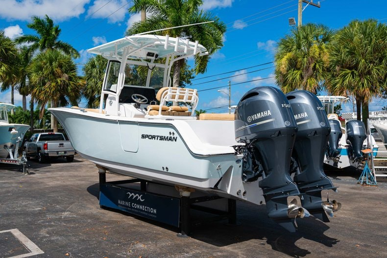 Thumbnail 5 for New 2020 Sportsman Open 252 Center Console boat for sale in Vero Beach, FL