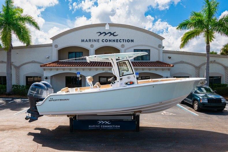 New 2020 Sportsman Open 252 Center Console boat for sale in Vero Beach, FL