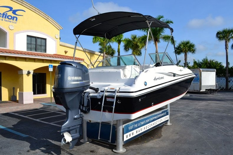 Image 8 for 2014 Hurricane SunDeck SD 187 OB in West Palm Beach, FL