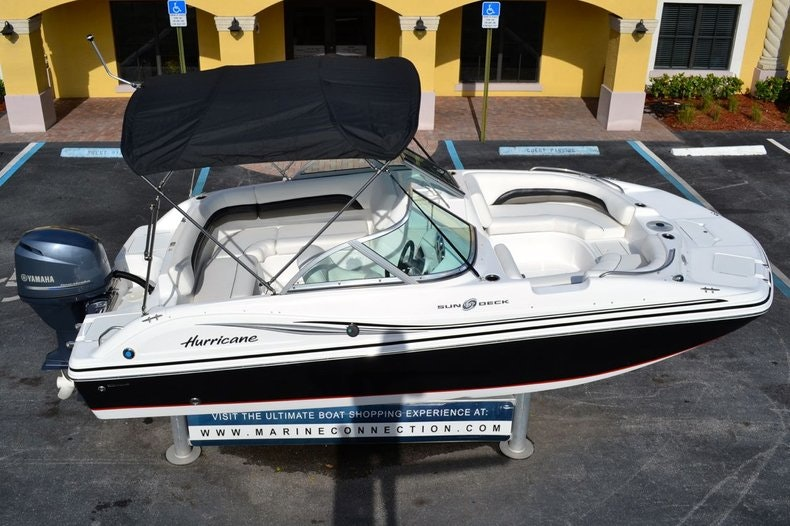 Image 59 for 2014 Hurricane SunDeck SD 187 OB in West Palm Beach, FL