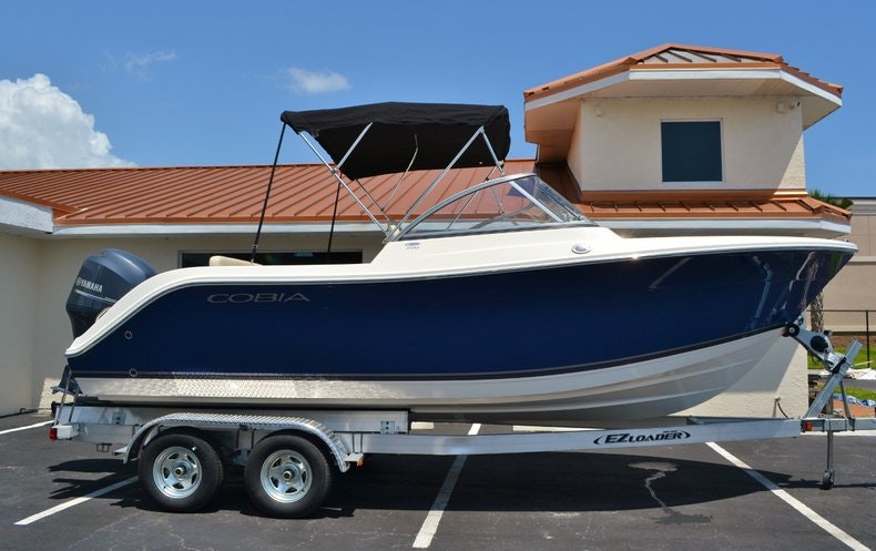 Photo for 2015 Cobia 220 Dual Console