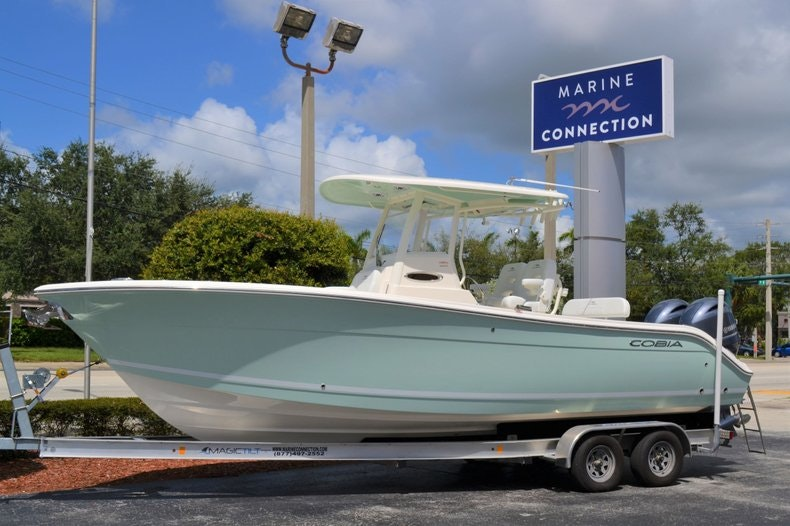 New 2020 Cobia 262 CC boat for sale in Vero Beach, FL