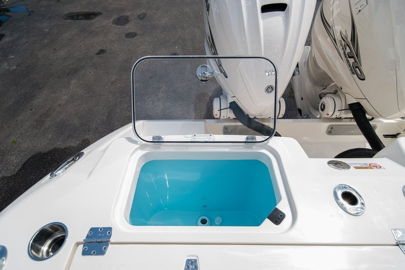 Thumbnail 10 for New 2020 Cobia 320 Center Console boat for sale in West Palm Beach, FL