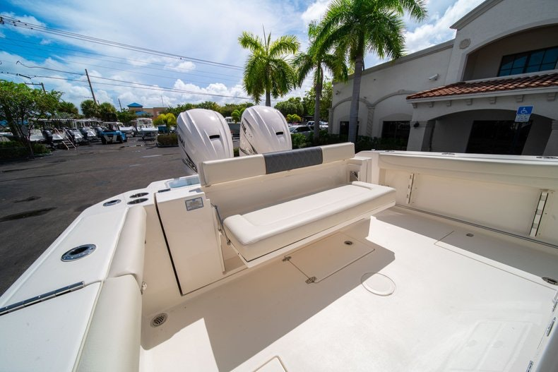 Thumbnail 12 for New 2020 Cobia 320 Center Console boat for sale in West Palm Beach, FL