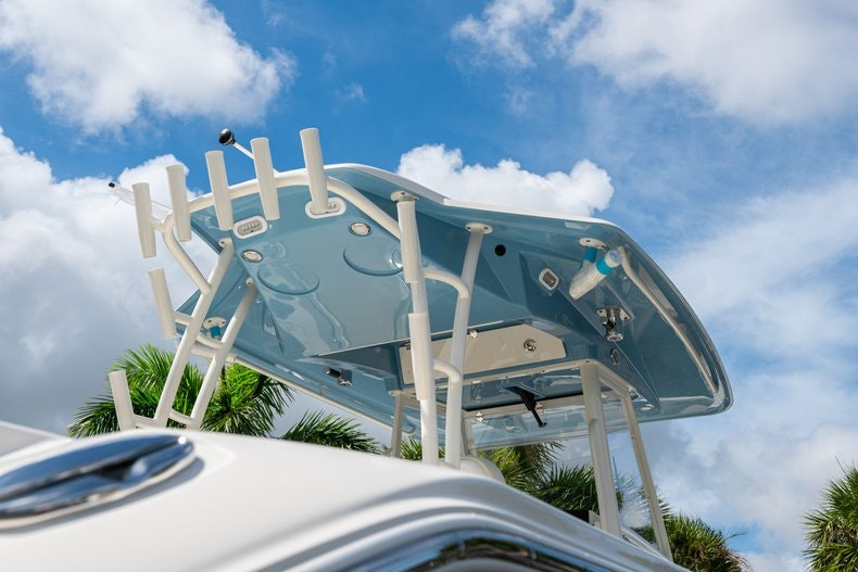 Thumbnail 8 for New 2020 Cobia 320 Center Console boat for sale in West Palm Beach, FL