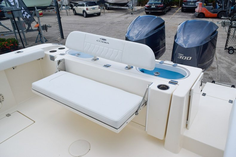 Thumbnail 10 for New 2020 Cobia 301 CC Center Console boat for sale in Fort Lauderdale, FL