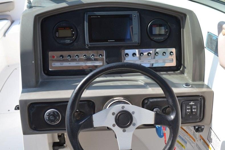 Thumbnail 12 for Used 2014 Hurricane SunDeck SD 2690 OB boat for sale in Vero Beach, FL