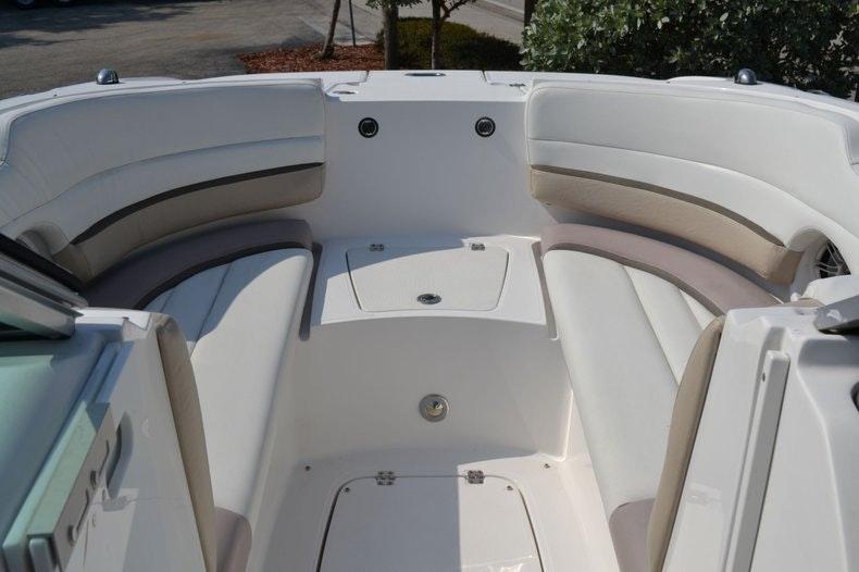 Thumbnail 15 for Used 2014 Hurricane SunDeck SD 2690 OB boat for sale in Vero Beach, FL