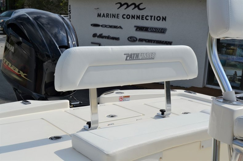 Thumbnail 19 for New 2020 Pathfinder 2300 HPS Bay Boat boat for sale in Vero Beach, FL