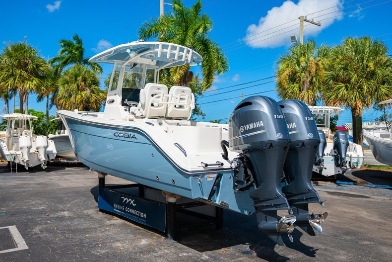 Thumbnail 5 for New 2020 Cobia 262 Center Console boat for sale in West Palm Beach, FL