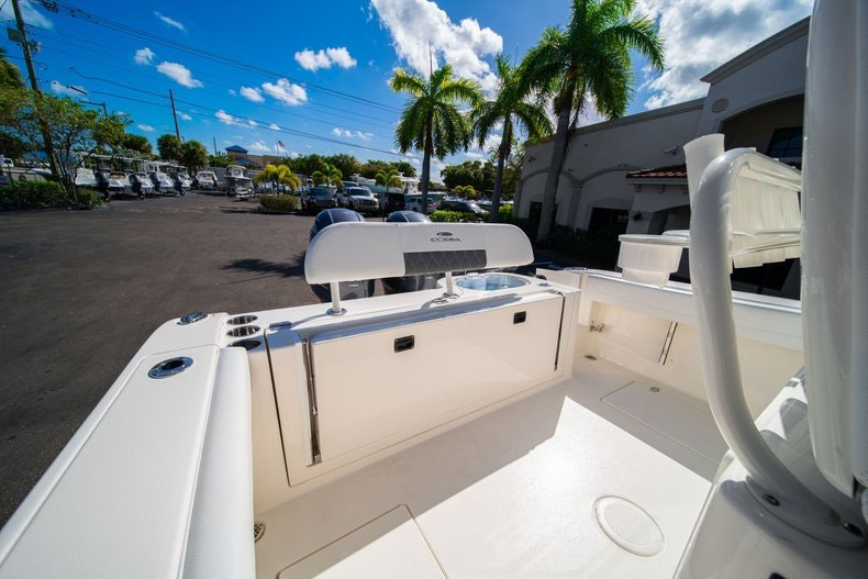 Thumbnail 10 for New 2020 Cobia 262 Center Console boat for sale in West Palm Beach, FL