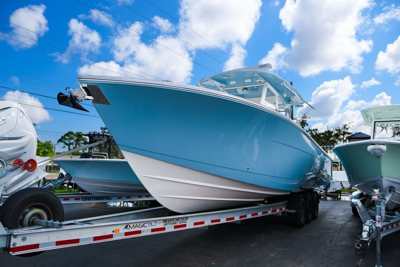 New 2020 Cobia 350 CC boat for sale in West Palm Beach, FL