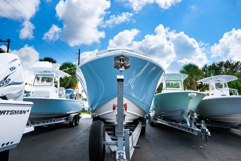 Thumbnail 1 for New 2020 Cobia 350 CC boat for sale in West Palm Beach, FL