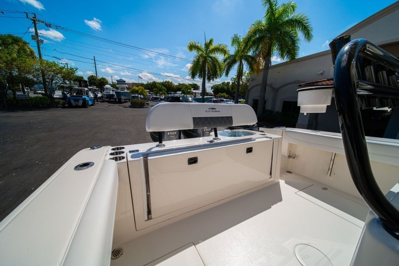 Thumbnail 9 for New 2020 Cobia 262 boat for sale in Miami, FL