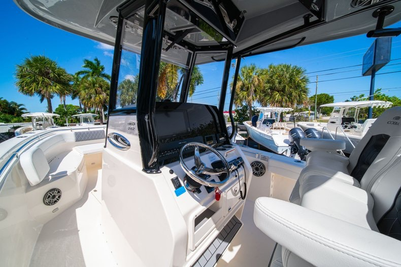 Thumbnail 22 for New 2020 Cobia 262 boat for sale in Miami, FL
