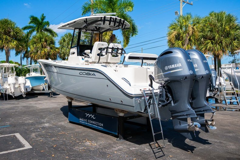 Thumbnail 5 for New 2020 Cobia 262 boat for sale in Miami, FL