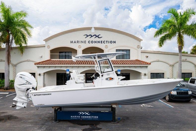 New 2020 Sportsman Masters 267OE Bay Boat boat for sale in West Palm Beach, FL