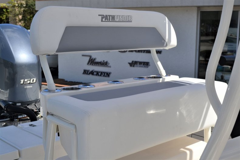 Thumbnail 21 for New 2020 Pathfinder 2200 TRS Bay Boat boat for sale in Fort Lauderdale, FL