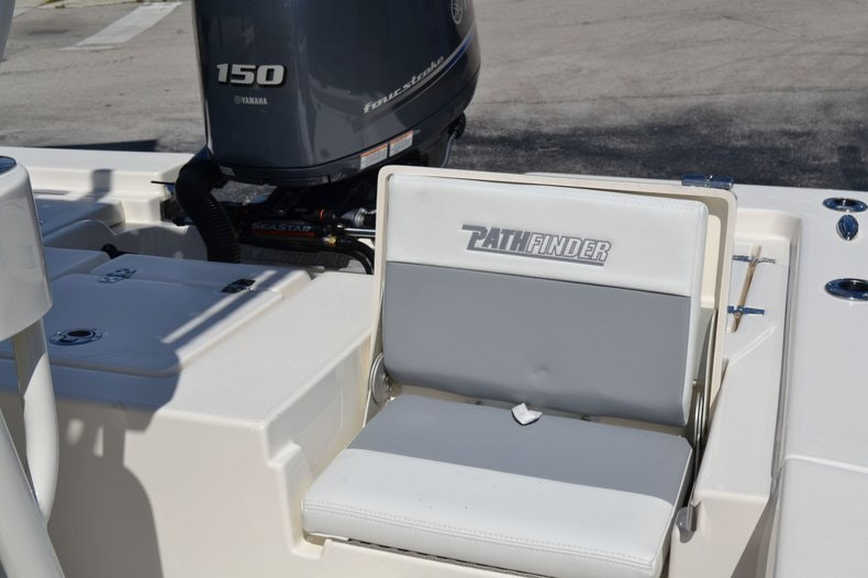Thumbnail 26 for New 2020 Pathfinder 2200 TRS Bay Boat boat for sale in Fort Lauderdale, FL