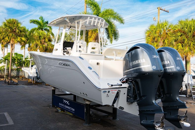 Thumbnail 5 for New 2020 Cobia 301 CC boat for sale in West Palm Beach, FL