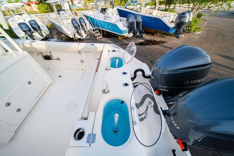 Thumbnail 10 for New 2020 Cobia 301 CC boat for sale in West Palm Beach, FL