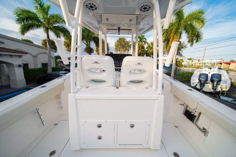 Thumbnail 23 for New 2020 Cobia 301 CC boat for sale in West Palm Beach, FL