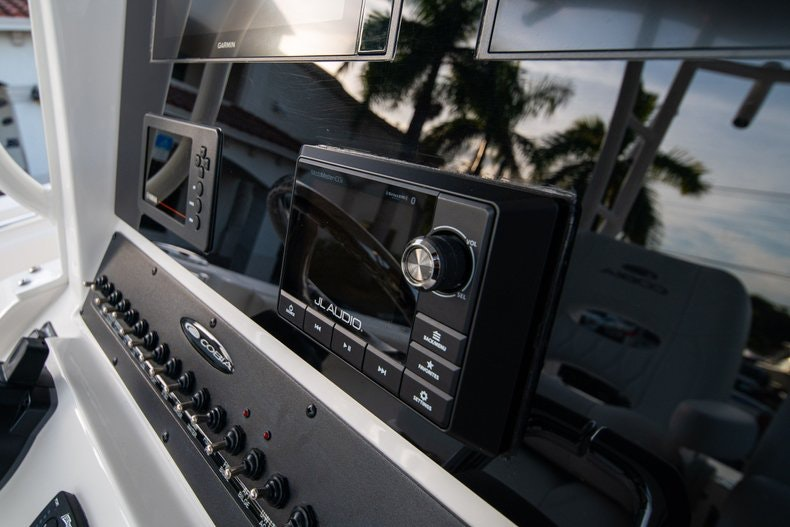 Thumbnail 31 for New 2020 Cobia 301 CC boat for sale in West Palm Beach, FL