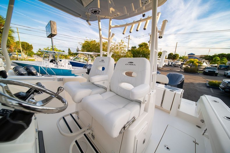 Thumbnail 39 for New 2020 Cobia 301 CC boat for sale in West Palm Beach, FL